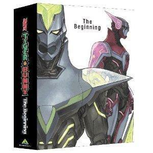 Amazon限定 劇場版 TIGER&BUNNY The Beginning スチールブック付 タイバニ Blu-ray BD 未開封 即決