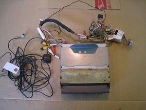 リバティ RM12 HDDナビゲーションコンピューター リモコン 社外