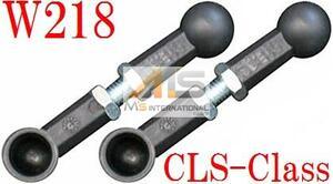 【M's】W218 C218 CLSクラス/リアエアサス用 ロワリングキット