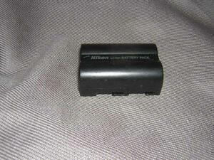 Nikon リチウムイオン充電池 EN-EL3(中古純正品)