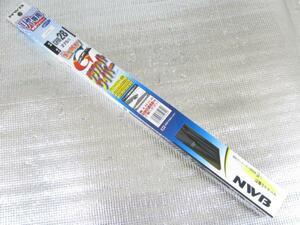 [74943-A]NWB グラファイトワイパー GRB28 ワイパーブレード 275mm スムース&静粛