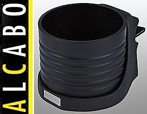 【M's】W219 ベンツ AMG CLSクラス(05y-10y)ALCABO 高級 ドリンクホルダー(ブラック)//左H/運転席側 右H/助手席側 アルカボ AL-M304B
