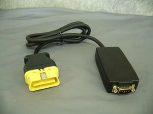 * Sumitomo электрический OBDⅡ порт соединительный кабель?* б/у текущее состояние доставка *#01