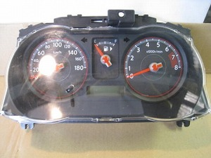 ノート E11 スピードメーター 速度計 167568㎞ 1U761 XD26 純正