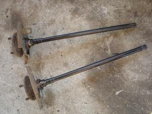 [A96]PA96,G180,117 coupe, left right drive shaft,752