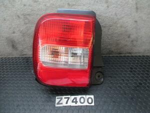 マツダ スピアーノ HF21S 左テールライト ブレーキランプ バック TOKAIDENSO 35603-75H0L No.Z7400