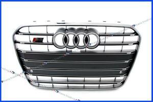 AUDI アウディ S6 フロントグリル ラジエターグリル/純正品 新品 正規品 ラジエーターグリル 4G0853651AB