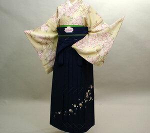 正絹着物袴フルセットブランドKANSAI7日間レンタル (株)安田屋