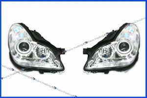 ベンツ CLSクラス W219 バイキセノンヘッドライト 左右セット/HELLA製 純正OEM 新品 キセノンヘッドランプ 2198201161 2198201261