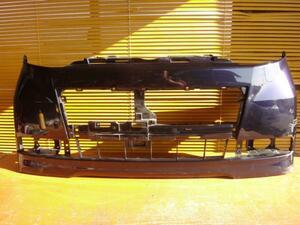 タントカスタム L375S 純正 フロントバンパー 紫 52119-B2640