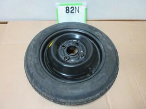 !82N アルト 前期 HA12V HA12S 純正 スペアタイヤ T105/90/D12 4穴 PCD100