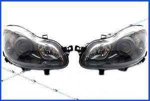 ※要在庫確認 SMART スマート 451 FORTWO ブラバス ヘッドライト 左右セット/純正品 正規品 ヘッドランプ BRABUS 新品 フォーツー