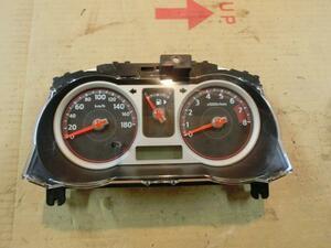 ノート E11 H17年 スピードメーター 速度計 35544㎞ 1U770 純正