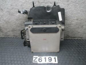 Peugeot 206 TIS16L4 RFN 5MT engine computer -CPU H14 year No.Z6191