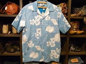 MADE IN HAWAII HAWAIIAN SHIRTS SIZE L ハワイ製 ハワイアン シャツ アロハ 半袖