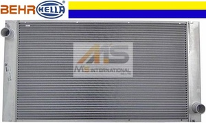 【M's】R55 R56 R57 R58 R59 R60 R61 BMW ミニ(06y-12y)BEHR_HELLA製 ラジエーター//MINI 純正OEM ラジエター 1711-2751-276