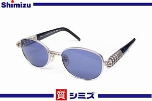 【YOHJI YAMAMOTO】 ヨウジヤマモト サングラス 52-5202 美品 ヴィンテージ