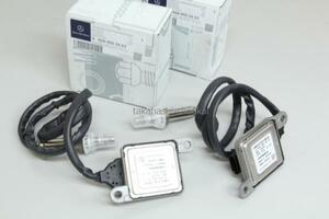 #○新品 【純正】 NOXセンサー・窒素酸化物センサー 2個 W221 S350Bluetec・S350CGI他 *要適合確認